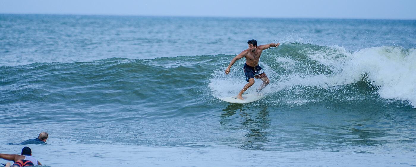 Surfing Beaches in Sri Lanka