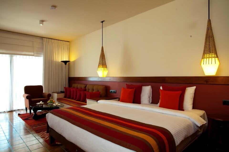 Deluxe Room Cinnamon Citadel Hotel