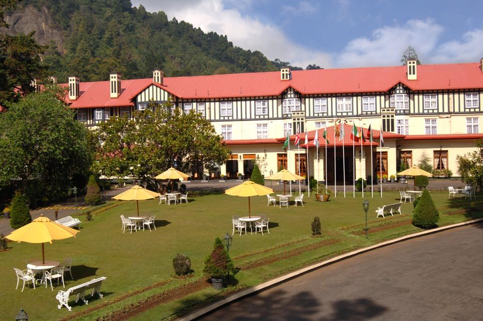 Main View Grand Hotel