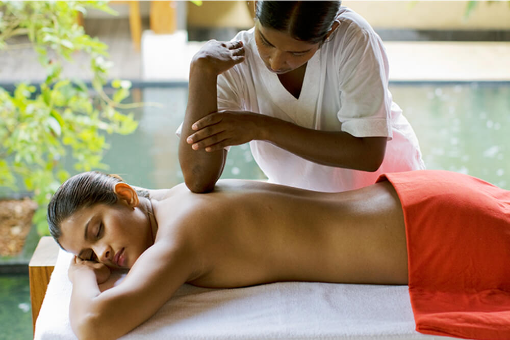Ayurvedic Massage Sri Lanka