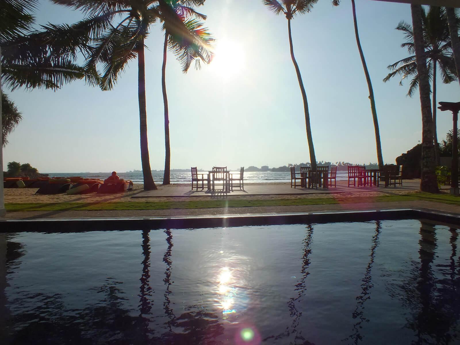 Hotel Coco Bay in Unawatuna