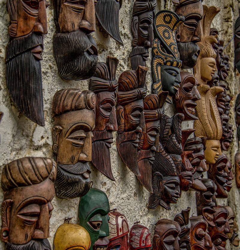 Wall Mask Sri Lanka