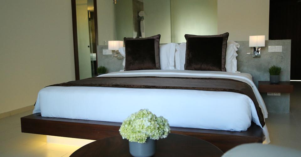 Bedroom View Anilana Hotel