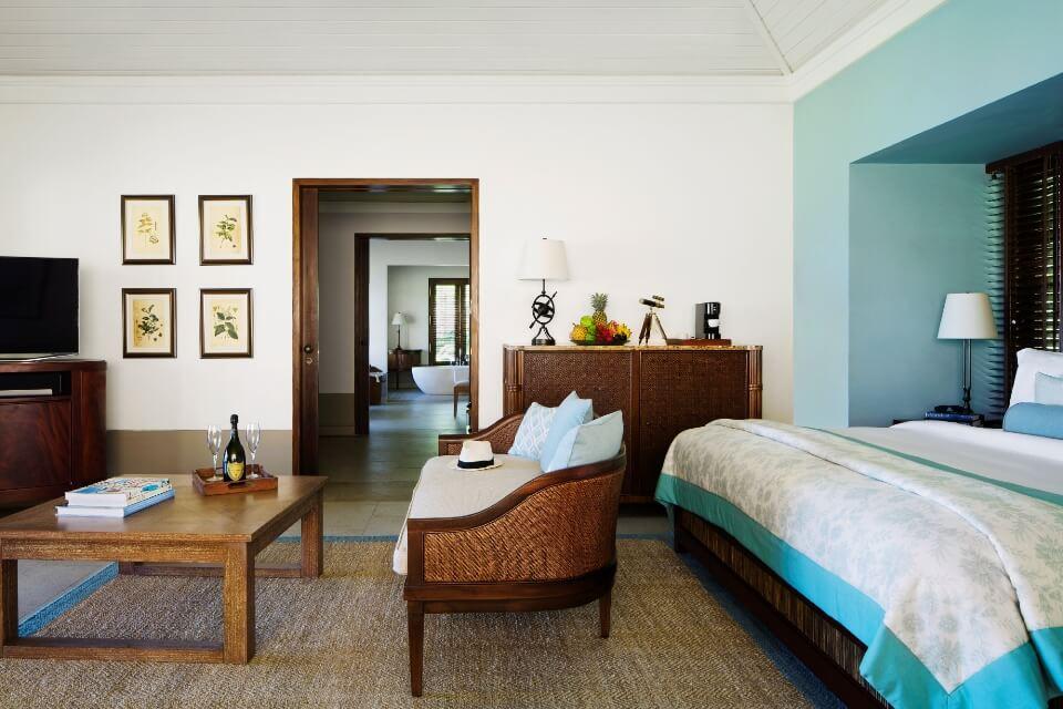 Cape Weligama Bedroom