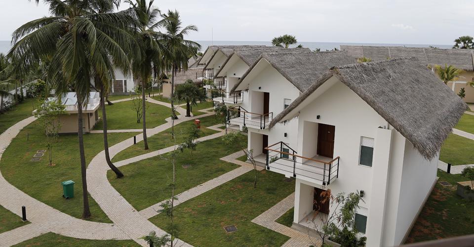 Main View Anilana Hotel