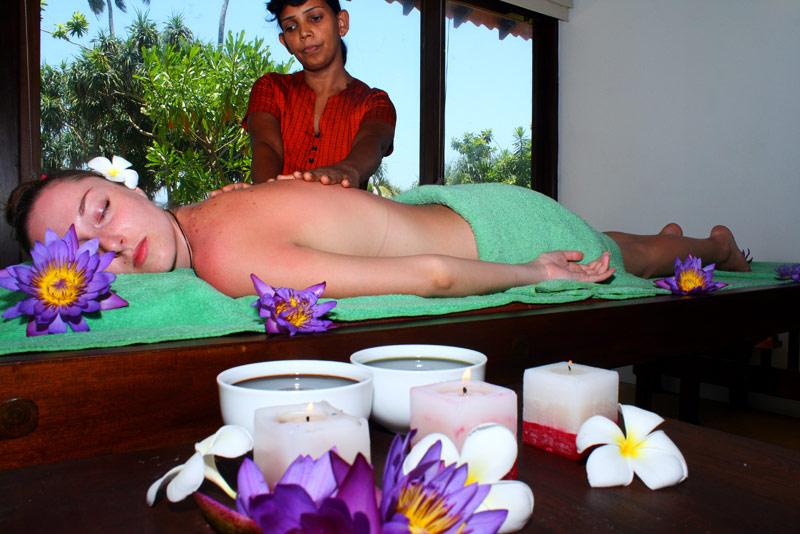 Spa in Haridra Resort Wadduwa
