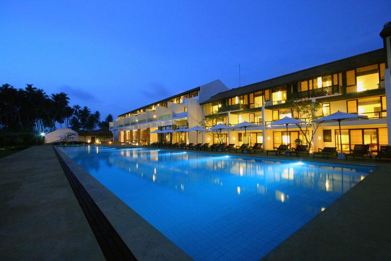 Main View Haridra Resort Wadduwa