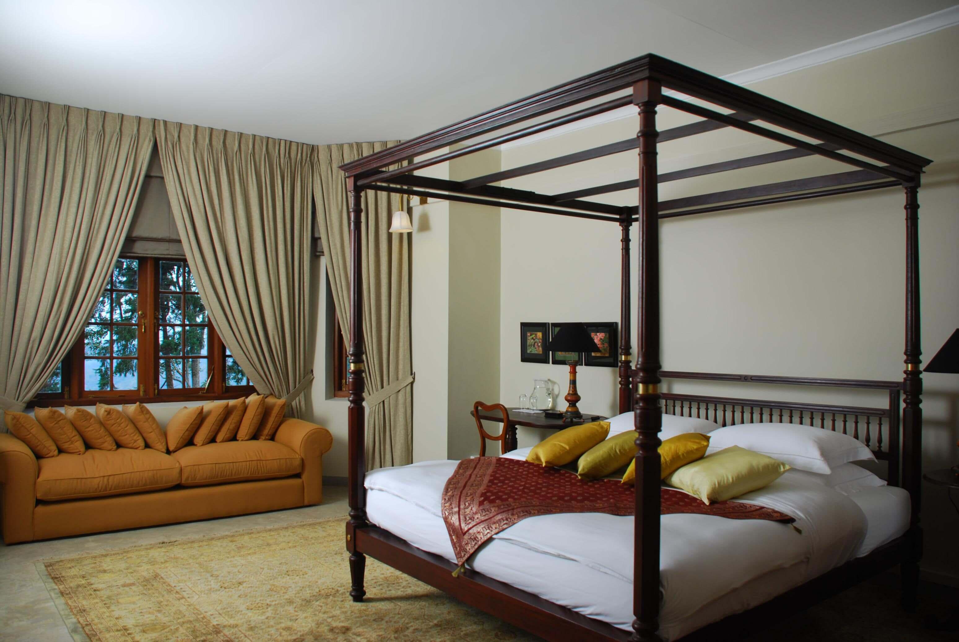 Room View Jetwing Warwick Gardens 1