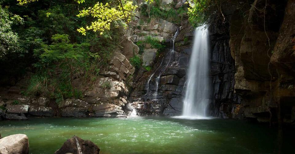 Waterfall in Koslanda