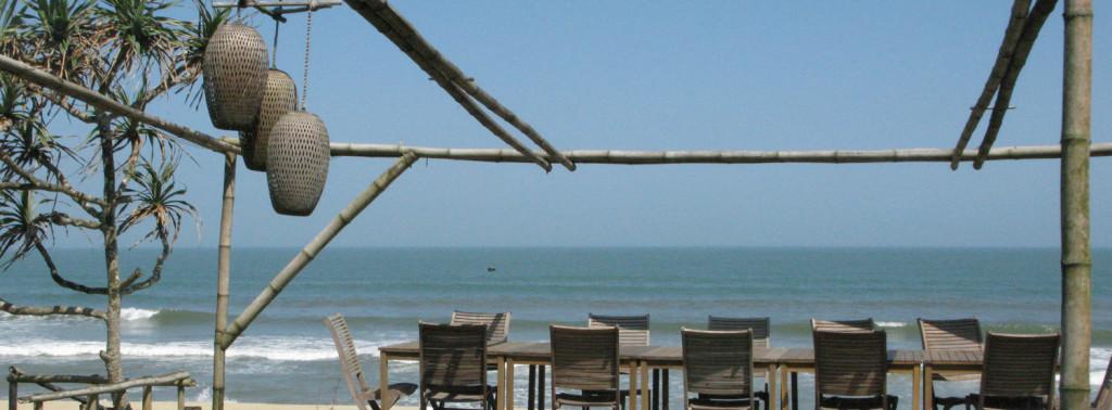 Beach View in Lantern Mirissa