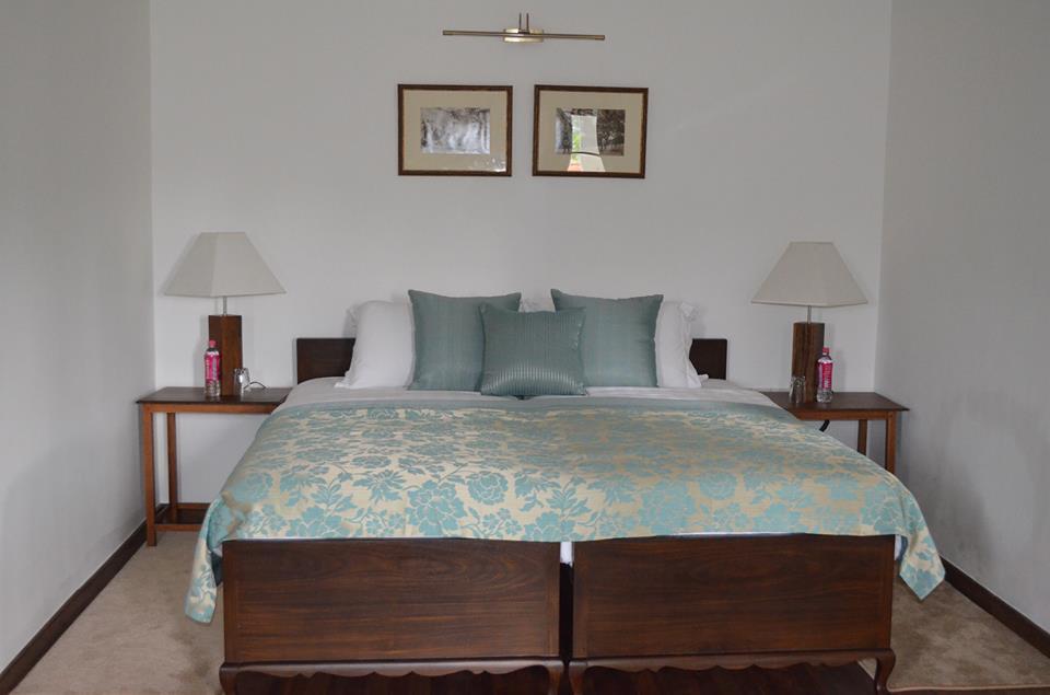 Bedroom View Stafford Bungalow in Sri Lanka