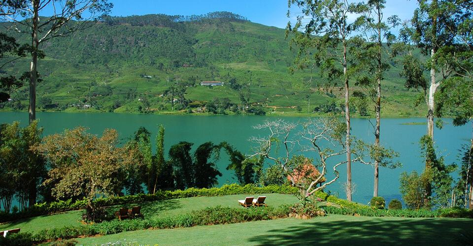 Summerville Garden in Sri Lanka