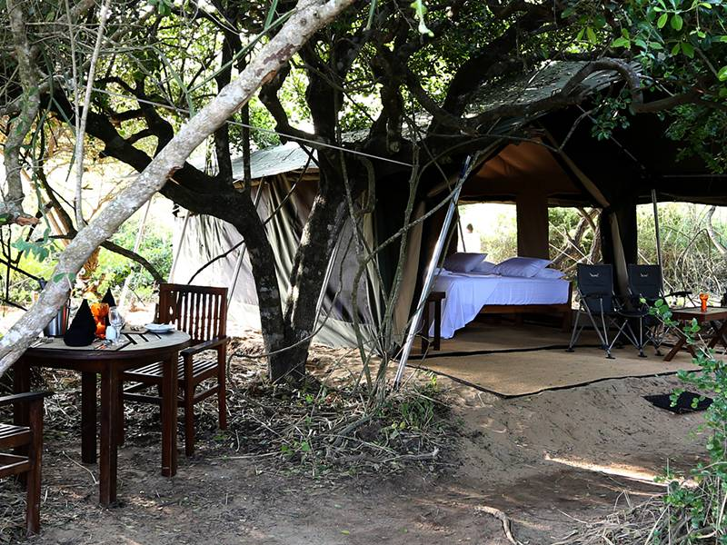 Luxury Tents at The Secret Yala 2