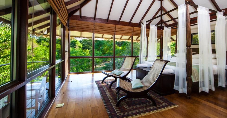 Room View Ulagalla Hotel