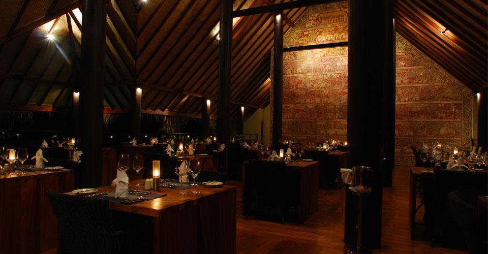Restaurant View in Vil Uyana