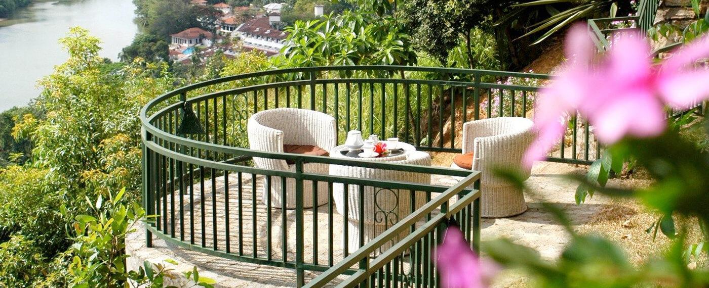 Villa Rosa in Kandy