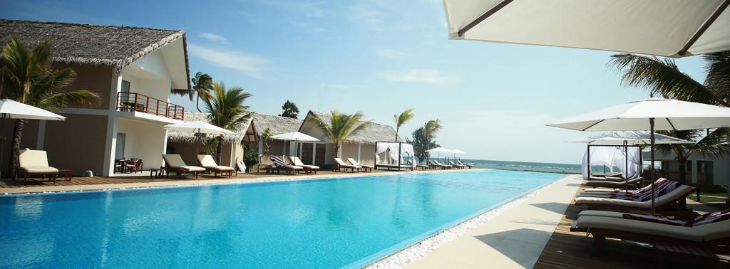 Pool View Anilana Hotel