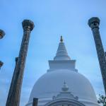 Ancient City in Anuradhapura 1