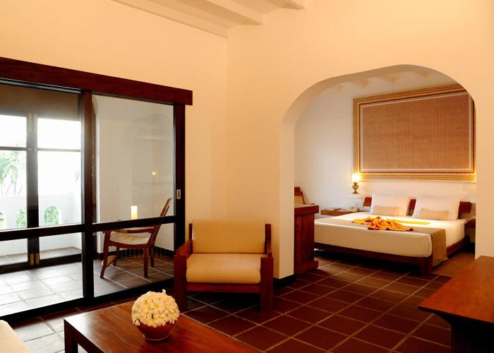 Room View Heritance Ayurveda Maha Gedara