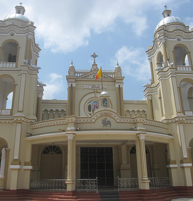 St James Church in Jaffna