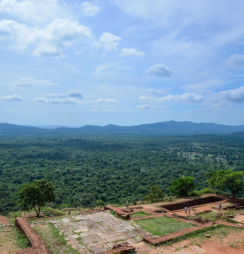 Sigiriya in Sri Lanka 3