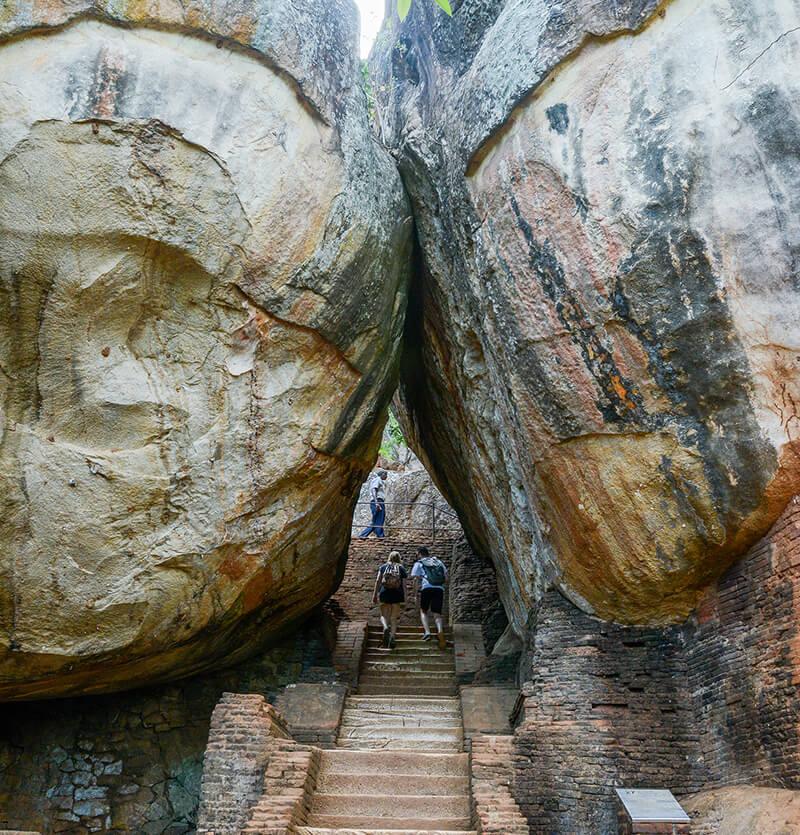 Sigiriya in Sri Lanka 2
