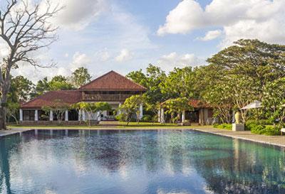 Ulagalla Hotel Sri Lanka