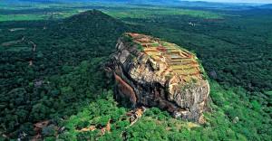 Sigiriya in Sri Lanka