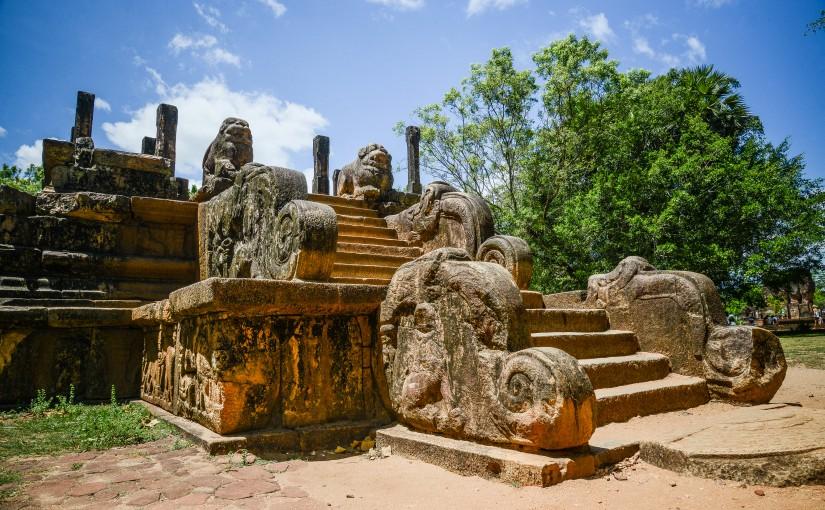 Explore the Cultural Triangle of Sri Lanka