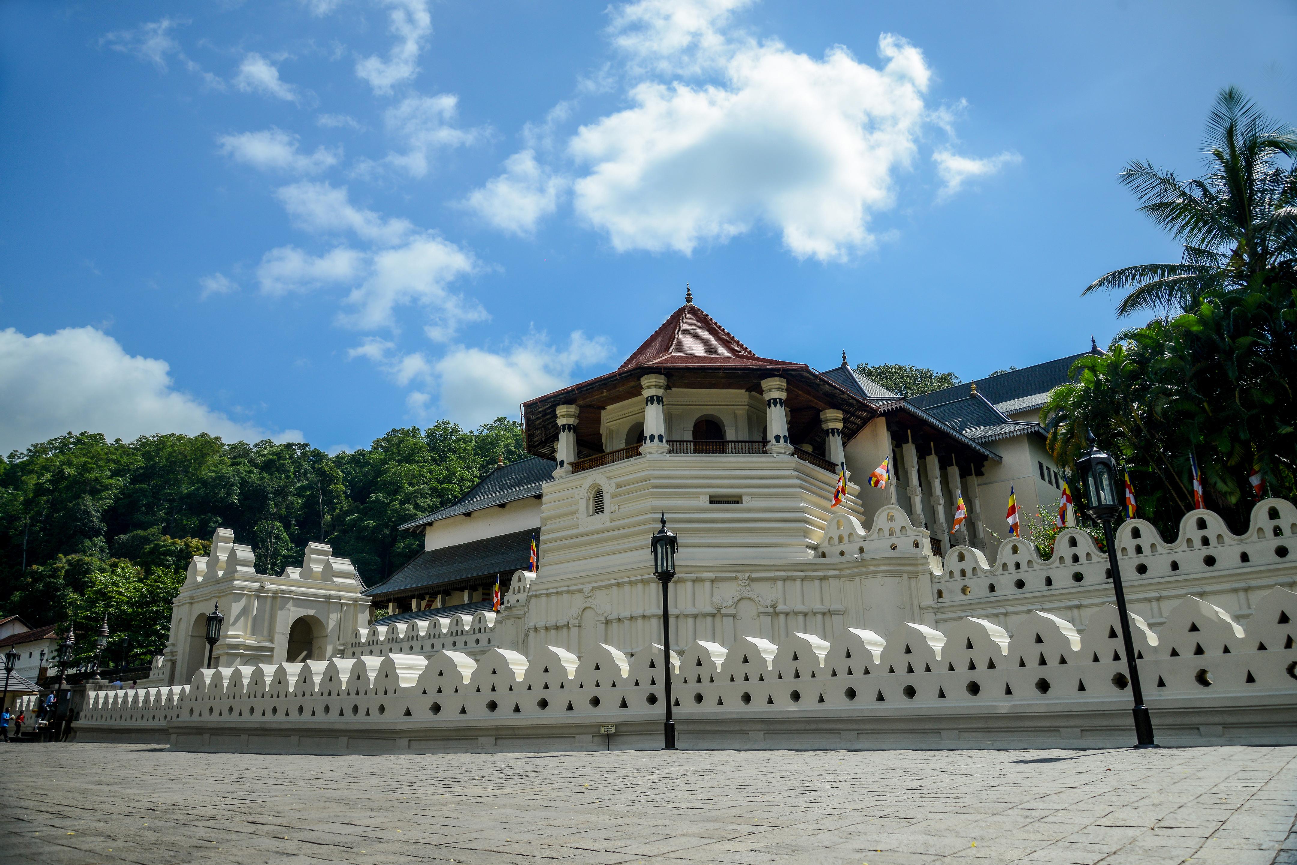 Visit in SriLanka