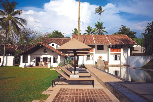 Hotel in Sri Lanka
