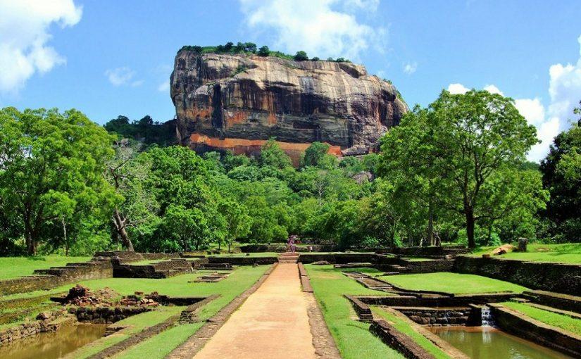 Eighth wonder of the world in Sri Lanka