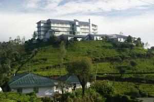 Sri Lanka Heritance Tea Factory Hotel