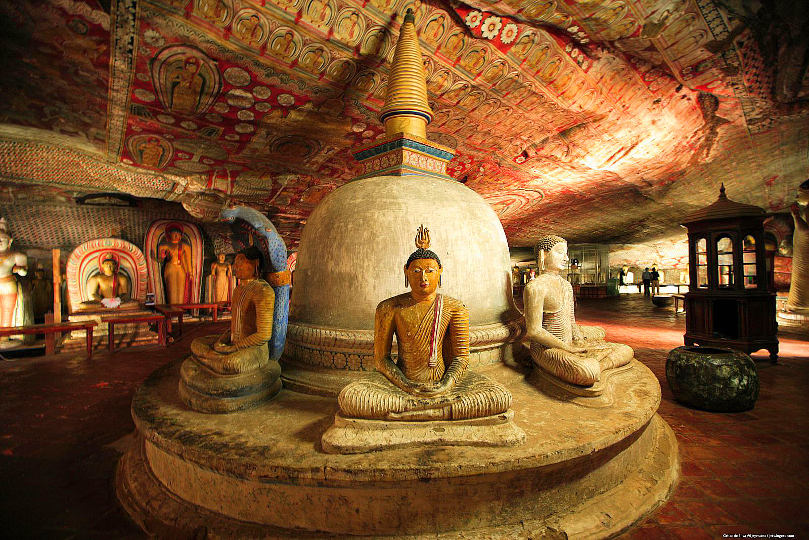 Dambulla Caves Temple