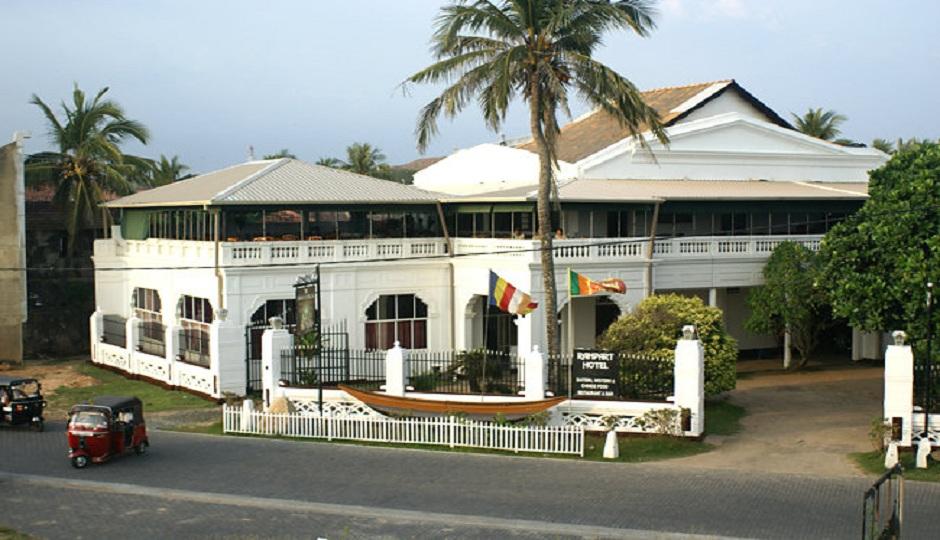 Rampart Hotel Galle