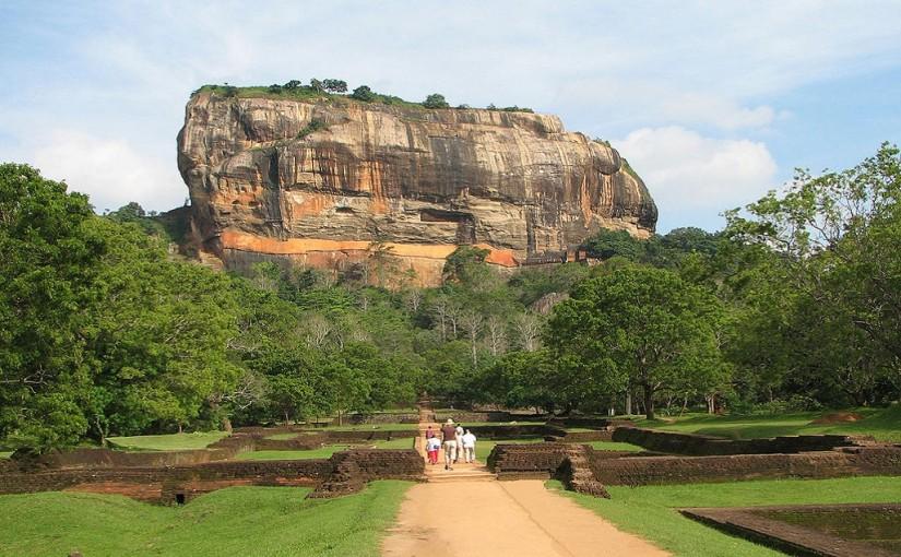 8 UNESCO World Heritage Sites in Sri Lanka