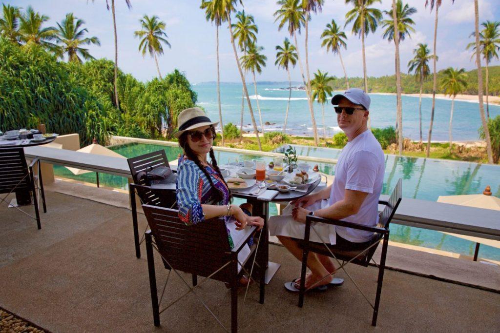 Amanwella Lucury Hotel in Sri Lanka