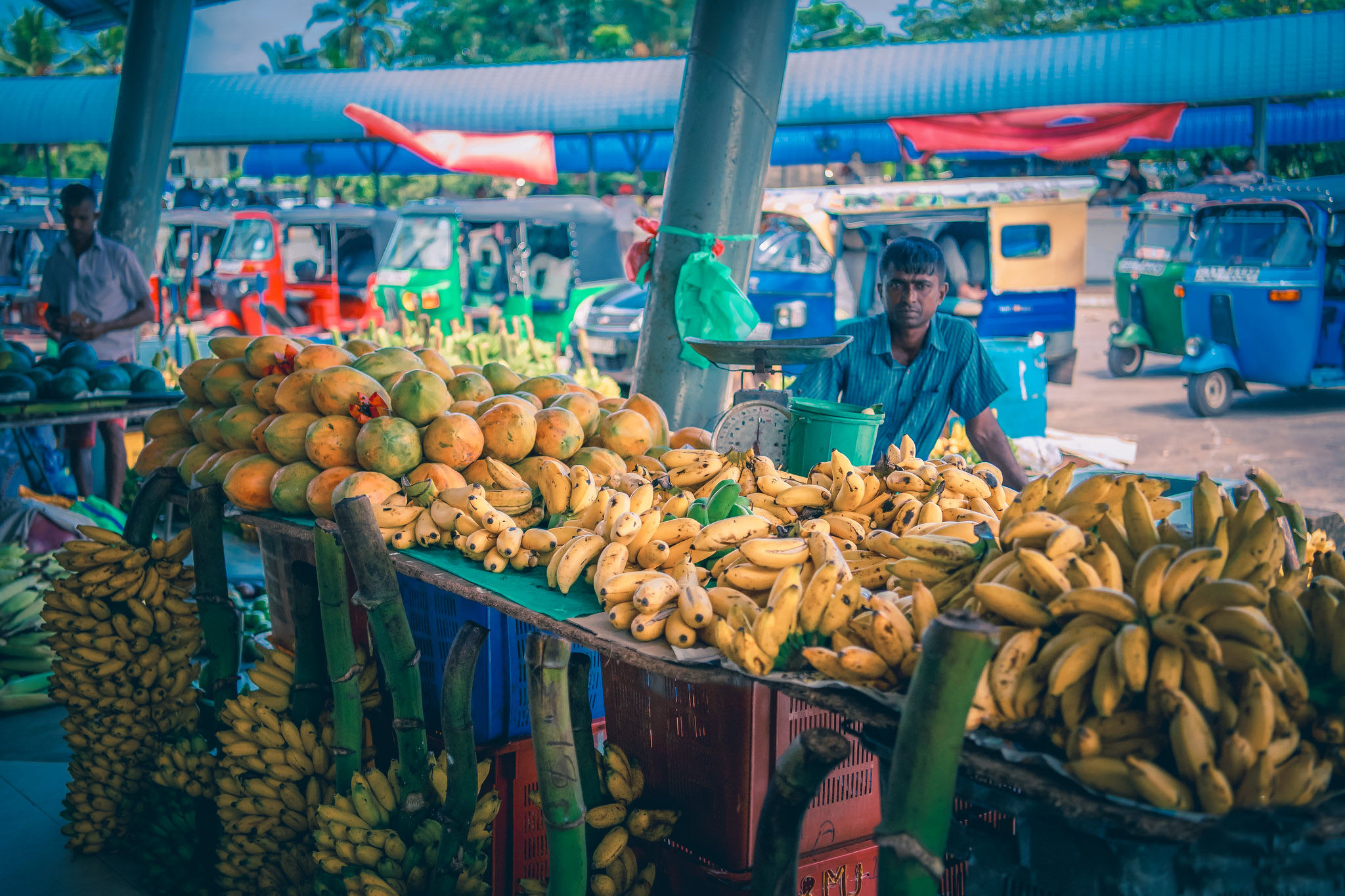 Sri Lankan Fruit Store