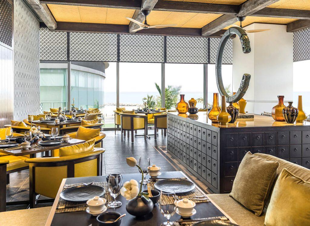 Shang Palace Seating Area