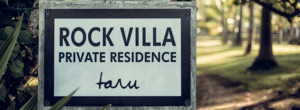 Taru Villas