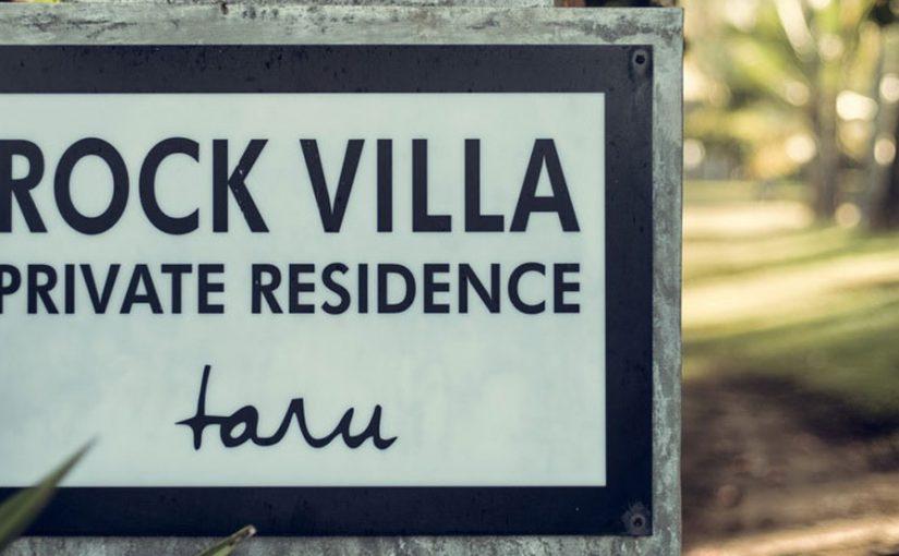 Taru Villas – Rock Villa