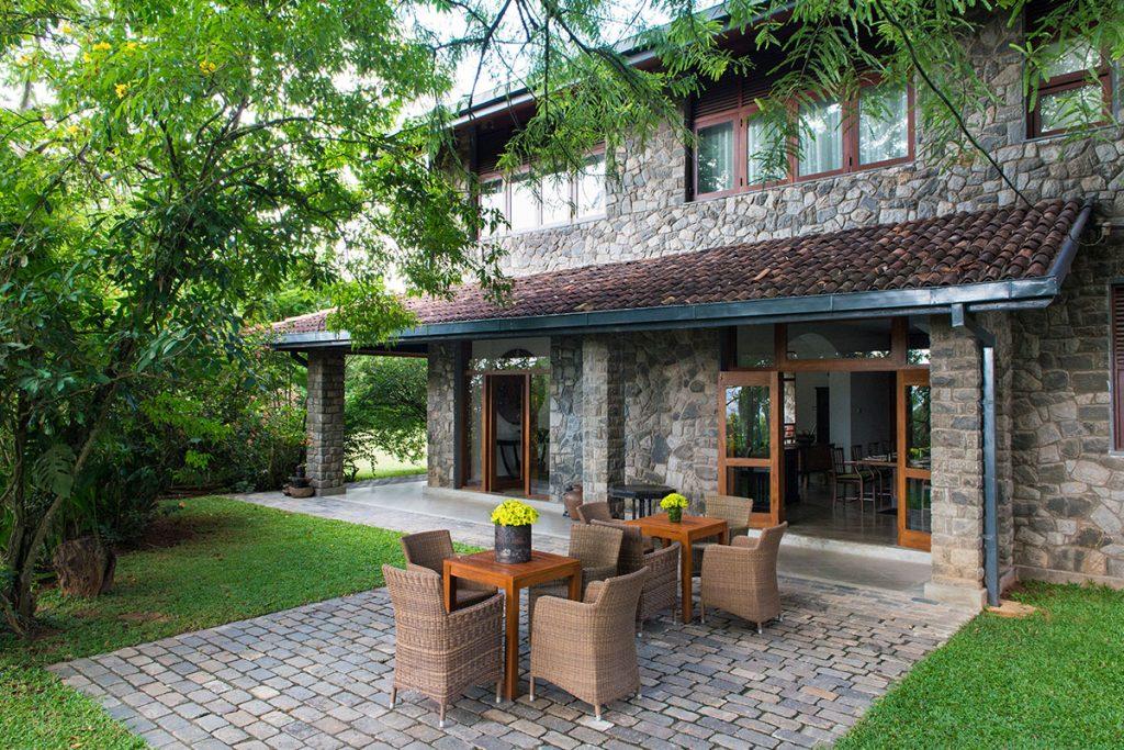The Stone House in Sri Lanka