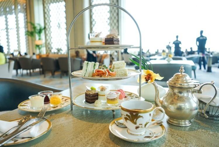 High Tea in Shangri La Colombo