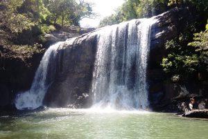 Sera Ella Falls in Sri Lanka