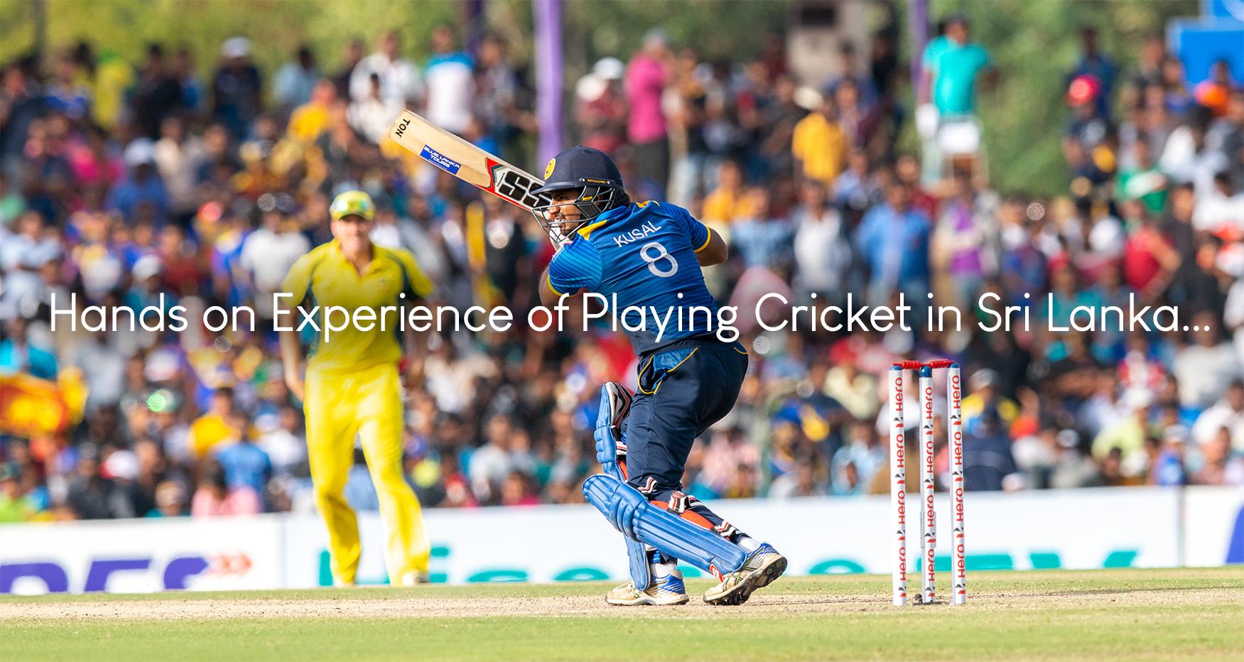 Sri Lanka Cricket Team Players