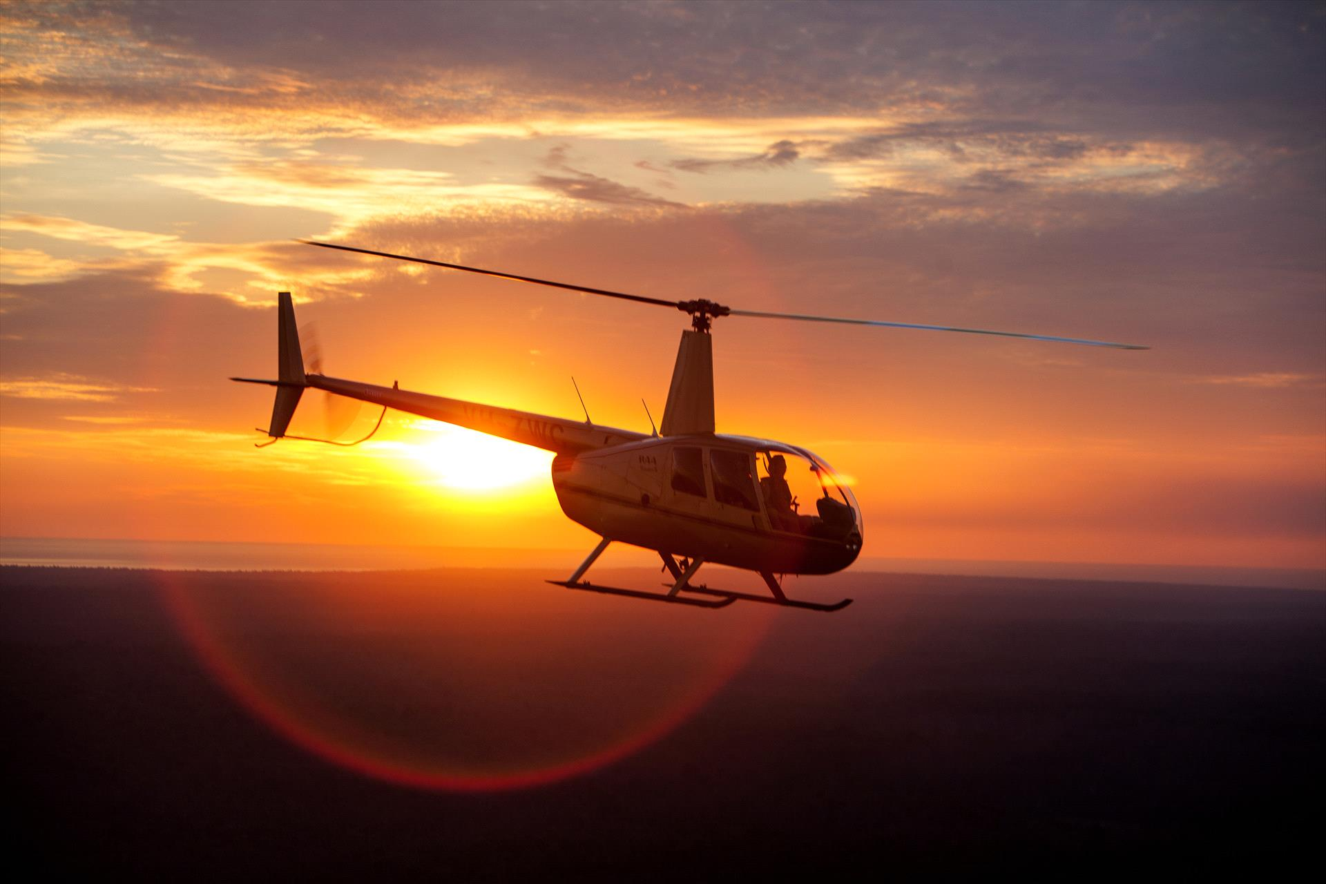 Helicopter Tours in Sri Lanka