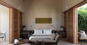 Bedroom View at Amanwella Resort