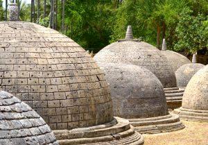 The Enigmatic Stupas of Kadurugoda