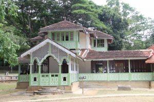 Maduwanwela Walawwa in Sri Lanka