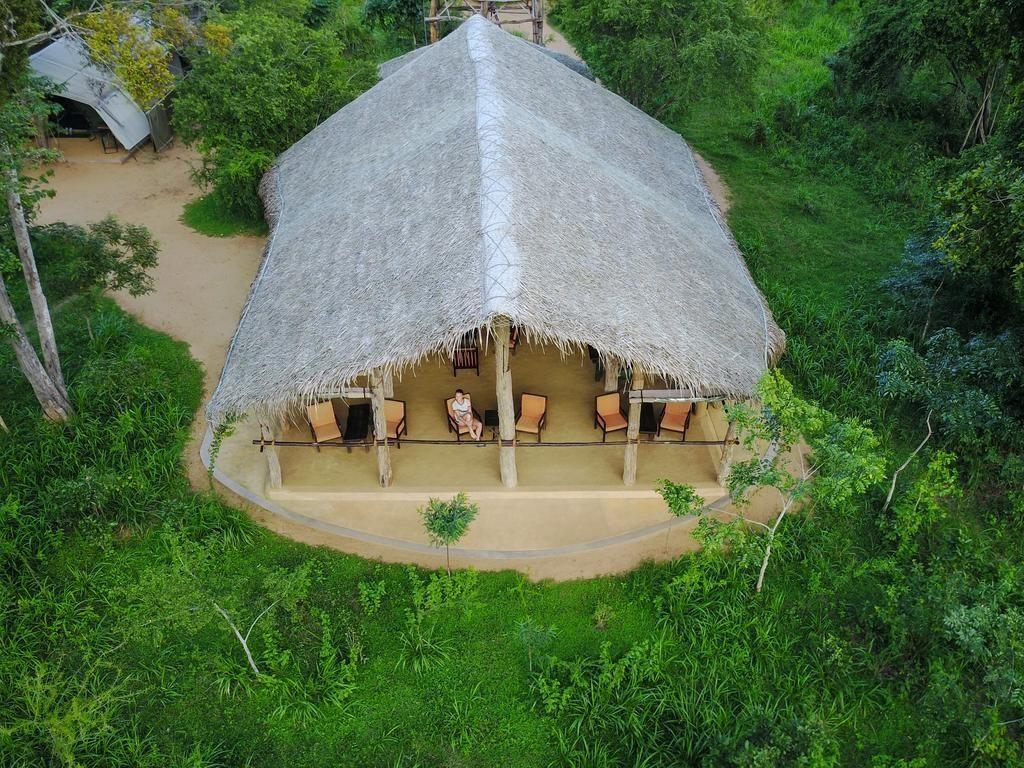 Aerial View at Tree Tops Jungle Lodge
